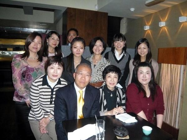 ロンドン桜友会2009.10