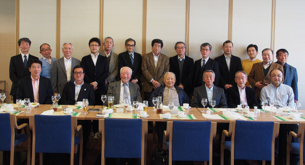 学習院ラジオグループ総会 平成25年2月2日